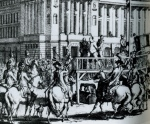 "Louis XVI at ""Madame Guillotine"", January 20. 1793."