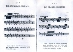 De Grenadier-Marsch & De Flanke-Marsch, 1809