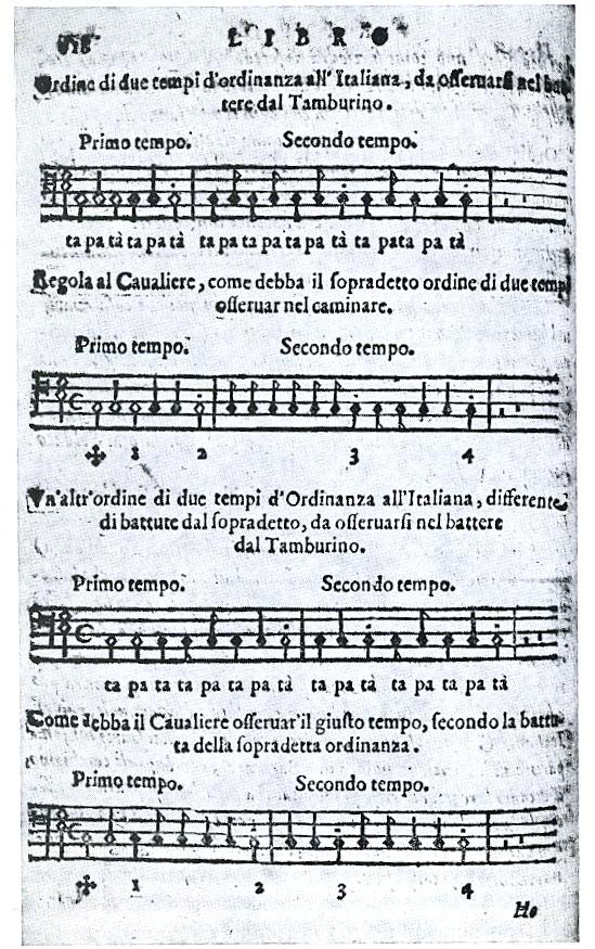 1621-Torneo, Bonaventura Pistofilo.
