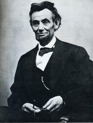 1865-A.LINCOLN.