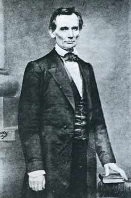 1860-A. LINCOLN