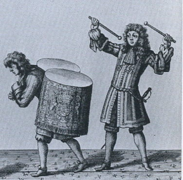 Kettle Drums, England, ca. 1640.