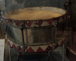Key tensioned Snare drrum, 18th c.