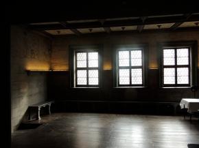 Original interior room, Handel Hause.