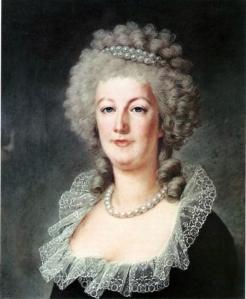 Alexander Kucharski, La Reine Marie Antoinette, (1790)
