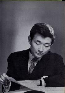 Seijii Ozawa, Toronto, 1969