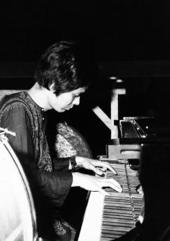 Yuji Takahashi, Space Theater, 1970