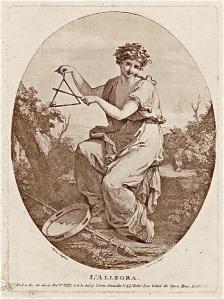 Angelika Kauffmann, Allegra.
