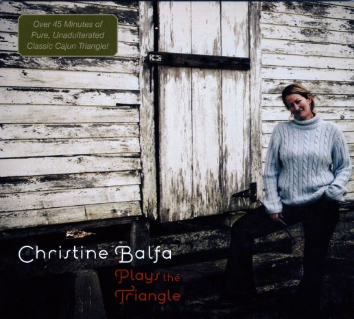 Christine Balfa on her CD c