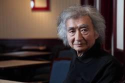 Seiji Ozawa, 2011.