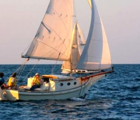 Chesapeake Bay Oyster Schooner