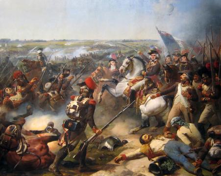Bataille de Fleurus,1794