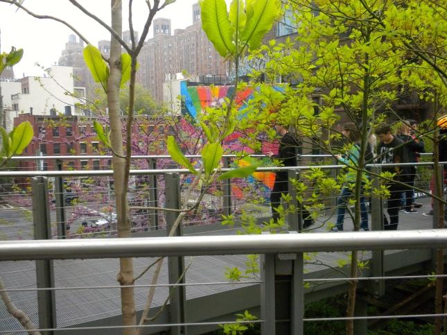 High Line, NYC.