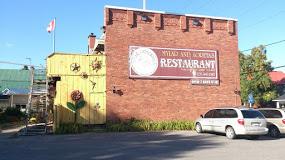 Mylar And Loreta's Restaurant, Singhampton, Ontario.